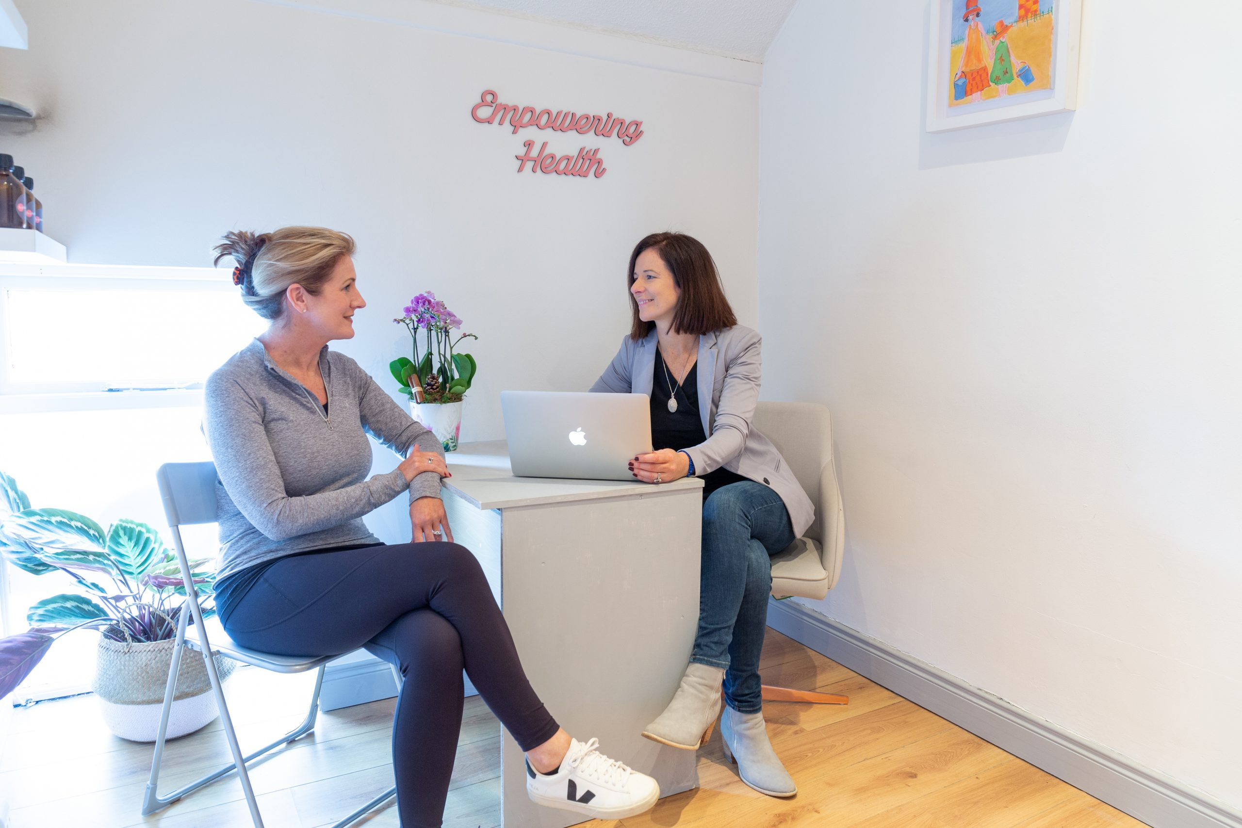 Acuwellness clinic empowering health